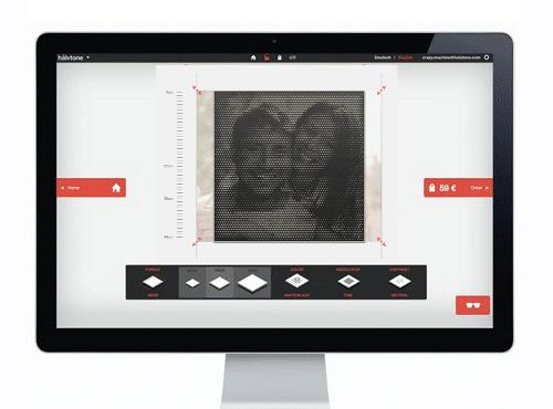Produktinfos - Virtuelle Werkstatt mit Bearbeitungsleiste